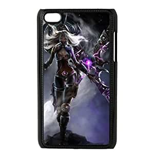 iPod Touch 4 Case Black League of Legends Irelia cath kidston phone cover dgjb7038661