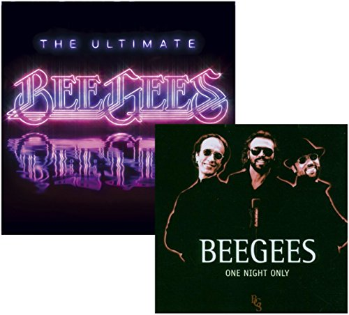 The Ultimate - One Night Only - Very Best Of The Bee Gees - 2 CD Album Bundling (The Very Best Of The Bee Gees)