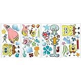 SpongeBob Squarepants 45 BIG Wall Stickers Room Decal