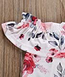 Newborn Baby Girl Clothes Flare Sleeve Romper