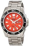 Best Orient Dive Watches - Orient Mens CEM75001M 200m Diver Watch21 Jewels Black Review