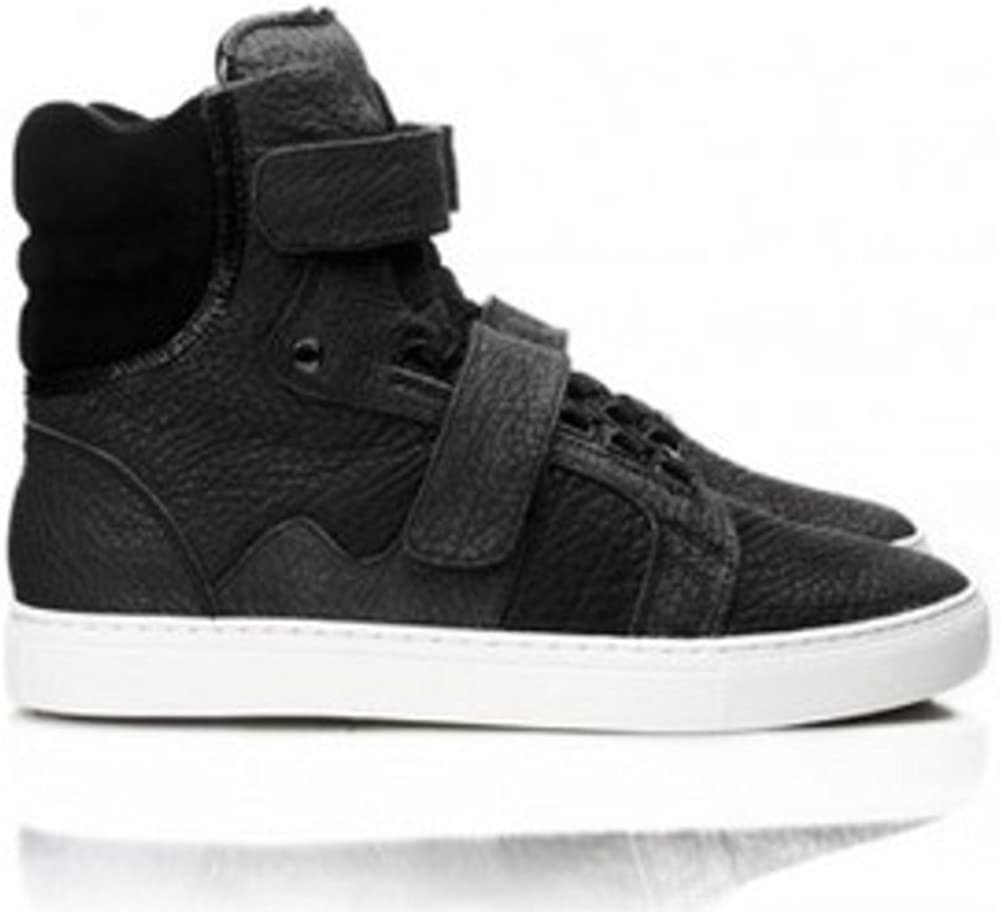 Amazon Com Android Homme Ah Mens Sneakers Propulsion High Black Walking