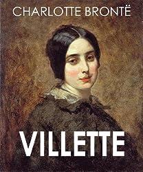 VILLETTE (illustrated classic romance book)