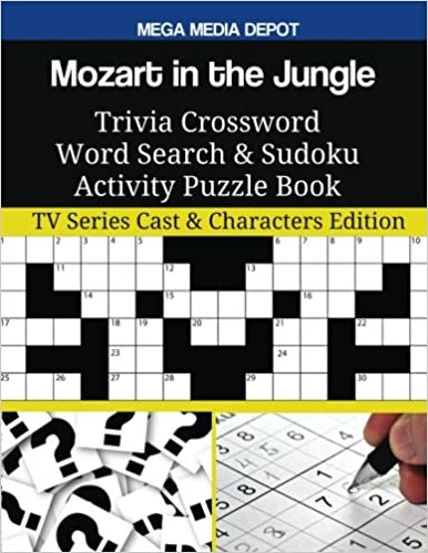 photograph regarding Chicago Tribune Daily Sudoku Printable named Mozart within just the Jungle Trivia Crossword Phrase Glance Sudoku