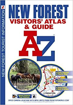 New Forest Visitors Atlas (A-Z Visitors Atlas) by Geographers A-Z Map Company (2010)