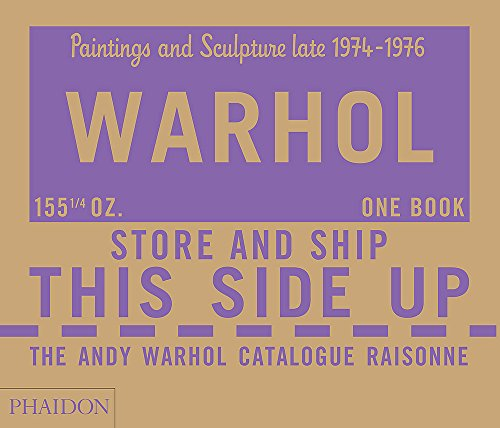 The Andy Warhol Catalogue Raisonn, Volume 4