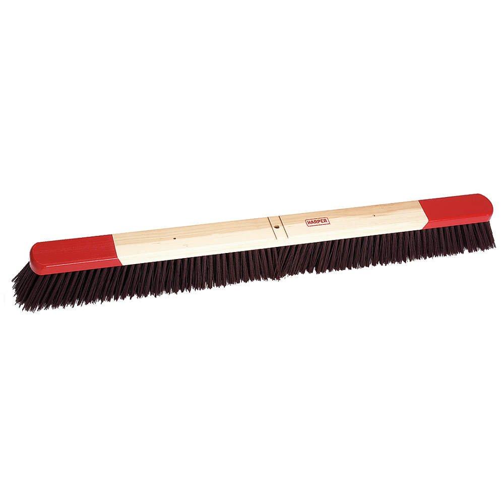 HARPER Synthetic Medium Sweeping Push Broom Head