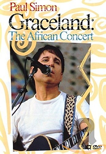 Paul Simon: Graceland - The African Concert by WEA DES Moines Video