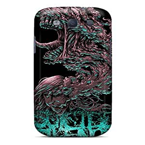 Hot Style JzC3796lFWw Protective Case Cover For Galaxys3(suicide Silence)