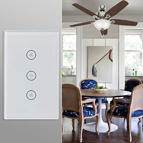 Aplicación de interruptor de ventilador de techo inteligente WiFi ...