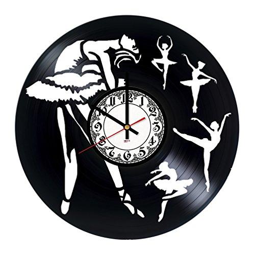 Ballerina Clock - 7