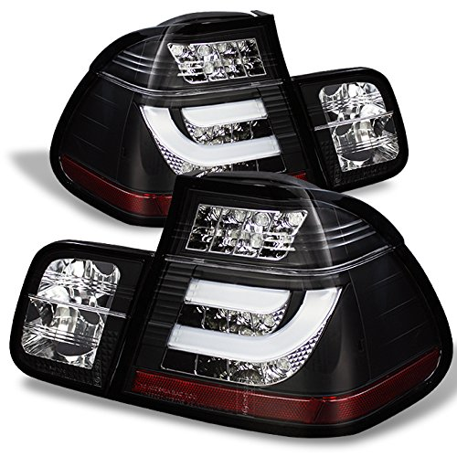E46 Sedan Led Tail Lights in US - 4