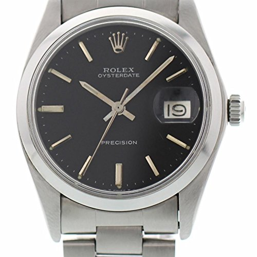 Rolex Date mechanical-hand-wind mens Watch 6694 (Certified Pre-owned) (Hand Rolex Watch)
