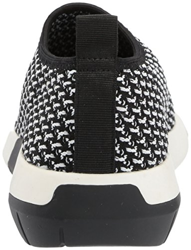 Slip Knit Women's The White Fix Textile Black Jogger on Laylah Sneaker f41wOp1nqx