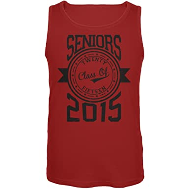 I Graduated Old Glory Red Tank Top