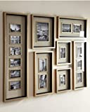 Extra Large HORCHOW Massena MULTI PHOTO FRAME Collection