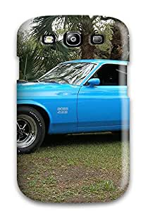 New Tpu Hard Case Premium Galaxy S3 Skin Case Cover(1970 Mustang Boss 429)