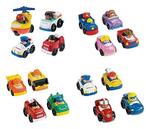little people wheelies garage - 9