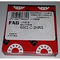 5 pcs! FAG 6002-C-2HRS las ranuras de los