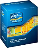 Intel Core i3-2130 Dual-Core Processor 3.4 GHz 3 MB Cache LGA 1155 - BX80623I32130