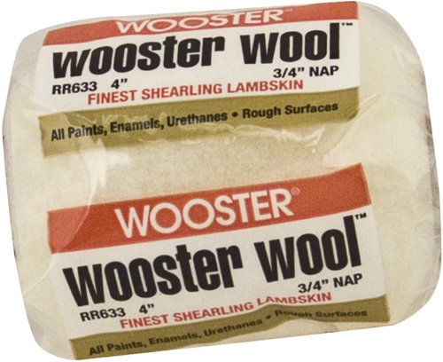 wooster-brush-rr633-4-wooster-wool-roller-cover-3-4-inch-nap-4-inch
