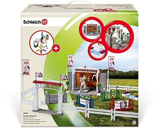 Schleich Big Horse Show Play Set by Schleich