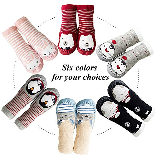 Primera Calcetines Niña Anti Rosado Deslizante Bebés Zapatillas Para Niño Infancia 4ZWqrTw0Z