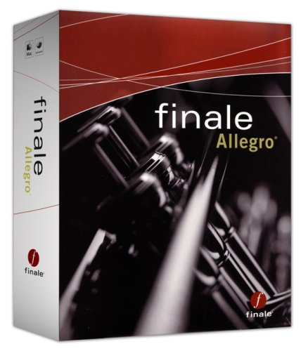 - Make Music Allegro 2007 LabPack - 5 User