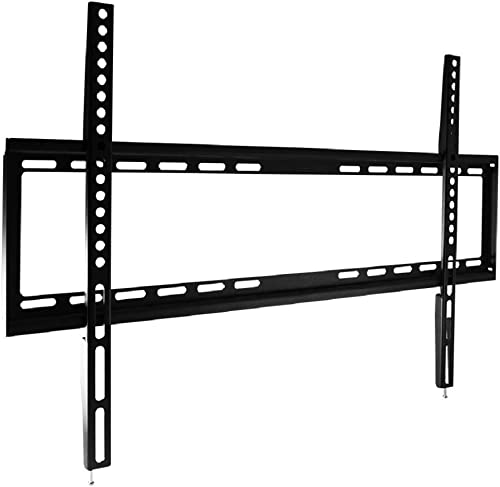 Monoprice Select Series Fixed TV Wall Mount Bracket – for TVs 46in to 70in Max Weight 110lbs VESA Patterns Up to 600×400 UL Certified