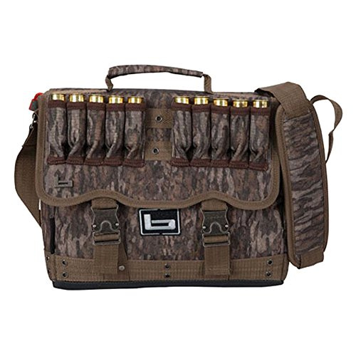 Banded-Gear-Claw-Shoulder-Bag