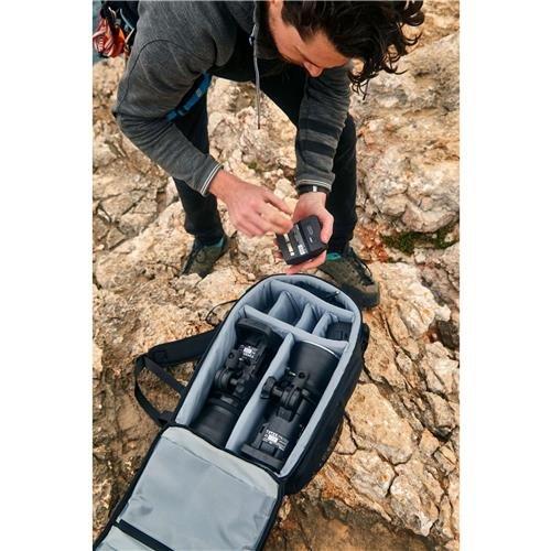 Profoto B1X To-Go Kit 500 AirTTL Negro Flash Negro, 1,9 s, 45,2 m, 24 W, Sincronizaci/ón a Alta Velocidad, TTL