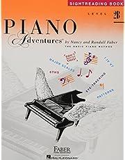 Level 2B - Sightreading Book: Piano Adventures