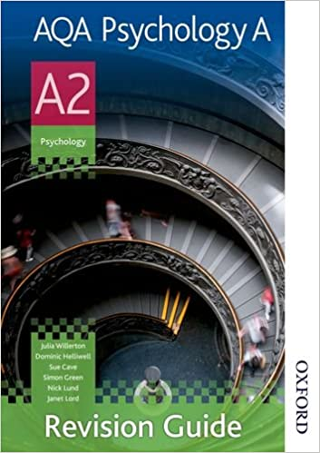 Amazon.com  AQA Psychology A A2 Revision Guide (9781408508152)  Julia  Willerton ca3ed981041df