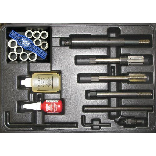 FORD TRIPLE OVERSIZED SPARK PLUG REPAIR M14x1.25 p/n 5600 ()