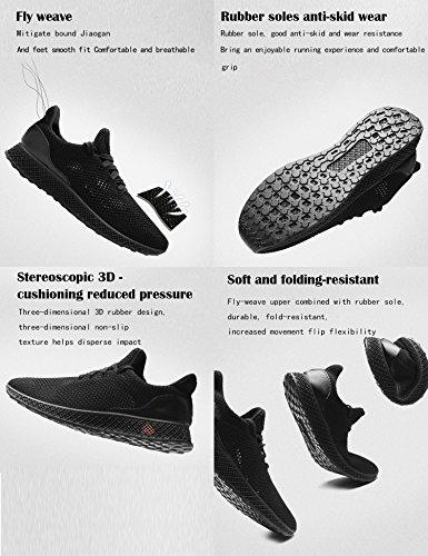 Outdoor de Sneakers B17 Course Sport de Baskets Homme Gris F Fitness IIIIS Gym Chaussures de Femme Running Chaussure Multisports YffgPq