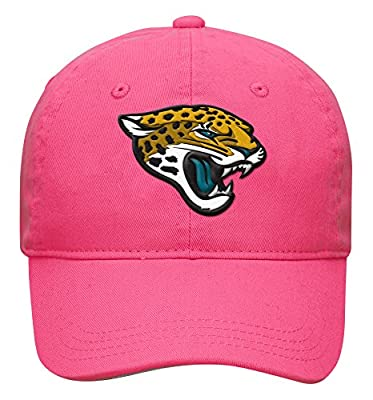 OuterStuff NFL Girls 716 Slouch Adjustable Hat from Outerstuff Licensed Youth Apparel