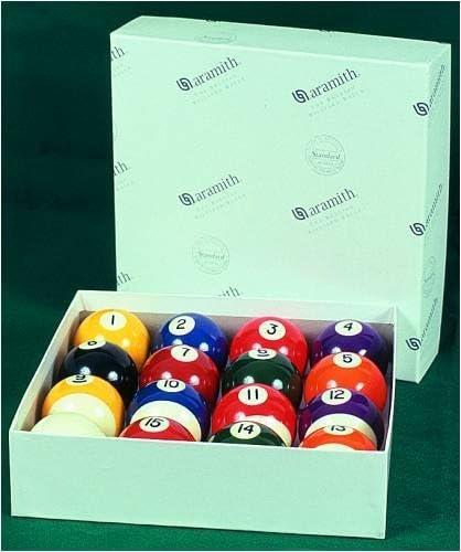 Billard-juego de bolas Aramith Standard 57,2 mm, Kugel_140003: Amazon.es: Deportes y aire libre