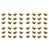 Bumble Bee 45222-4 Cake Dec-Ons Decorations 48 Pack [Misc.]