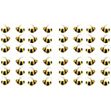 Bumble Bee 45222-4 Cake Dec-Ons Decorations 48 Pack