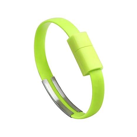 VAPIAO pulsera cargador micro USB para Samsung, HTC, LG ...