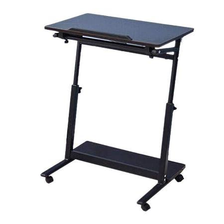 FOLDING TABLE Nan Escritorio con Mesa de Ordenador portátil de ...