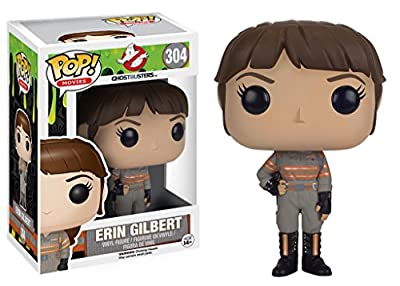 2016 Funko POP! Movies Ghostbusters 3 ERIN GILBERT #304 Vinyl Figure MIB | Computers