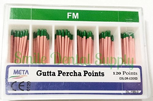 META GUTTA PERCHA POINTS #FM (120 points) by meta labwear