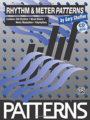 Rhythm & Meter Patterns: Book & CD
