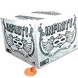Valken Infinity Paintballs, Orange/Orange, .68 Caliber, 2,000 paintballs