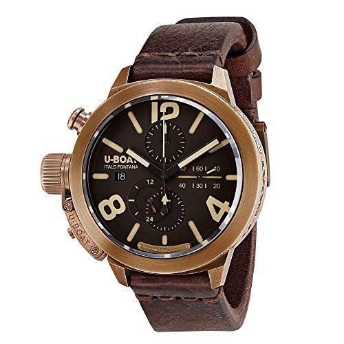 U-Boat 8064 Classico 50 Bronzo CA BR Wristwatch