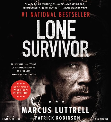 American Book Great Afghan (Lone Survivor: The Eyewitness Account of Operation Redwing and the Lost Heroes of SEAL Team 10)
