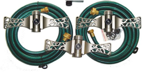 Orbit Decorative Port-A-Rain Yard Sprinkler System