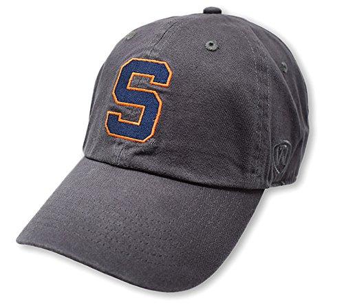 Elite Fan Shop Syracuse Orange Hat Icon Charcoal