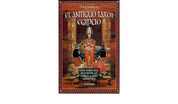 Baraja de el antiguo tarot egípcio + 1 baraja de 78 cartas ...